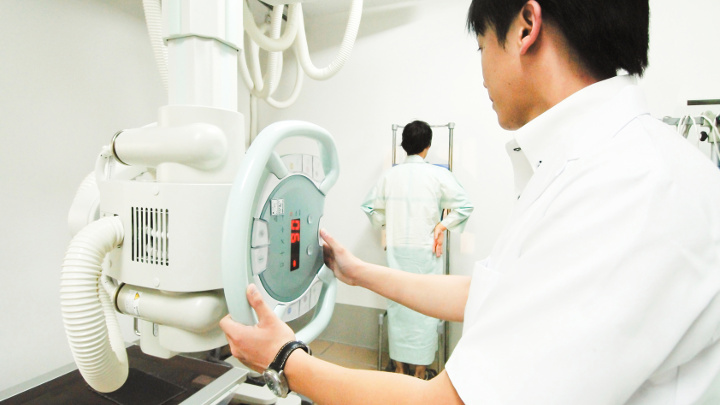 診療放射線技師のイメージ